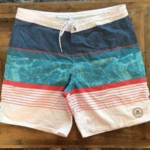 Billabong swim/board shorts. 34
